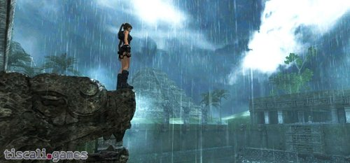 Скриншоты Tomb Raider Underworld