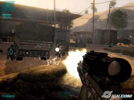 "Ghost Recon Advanced Warfighter 2 ""на золоте"""