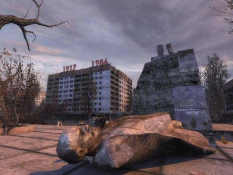 S.T.A.L.K.E.R.: Shadow of Chernobyl. Скриншоты