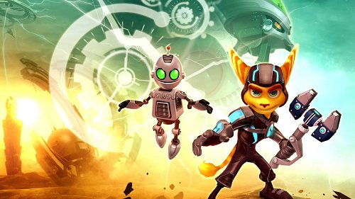 Дата выхода игры Ratchet and Clank Future: A Crack in Time