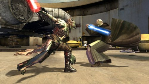 Загружаемый контент Star Wars: The Force Unleashed