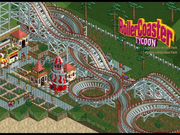RollerCoaster Tycoon выйдет на iOS и Android