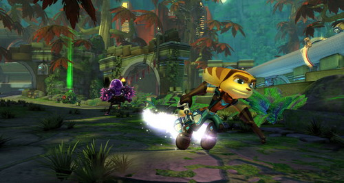 Ratchet & Clank: Full Frontal Assault для PS Vita задерживается