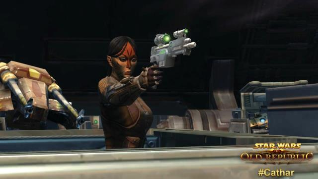 Star Wars: The Old Republic обновилась до версии 2.1