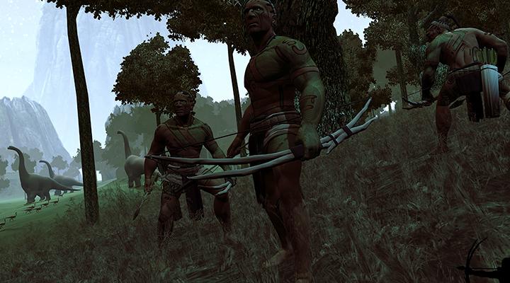 Выживание На Острове 3D